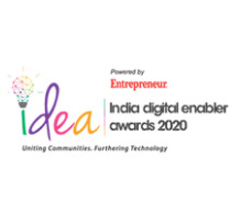 Entrepreneur I.D.E.A 2020 - Best Use of Data
