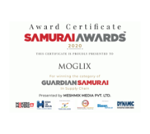 Industry Samurai Award 2020 - Guardian Samurai