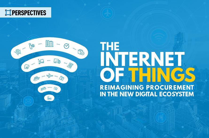 How IOT will change procurement industry