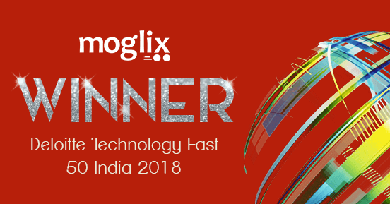 Moglix ranked 1st in deloitte India technology fast 50