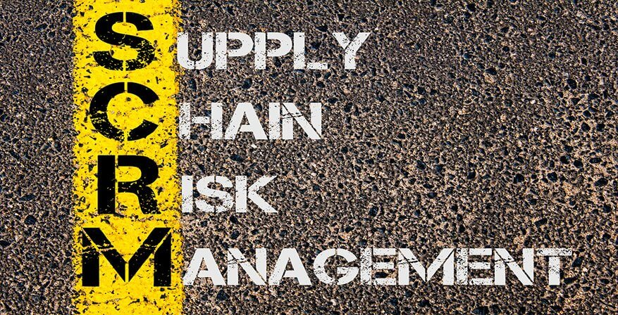 decoding supply chain risk management