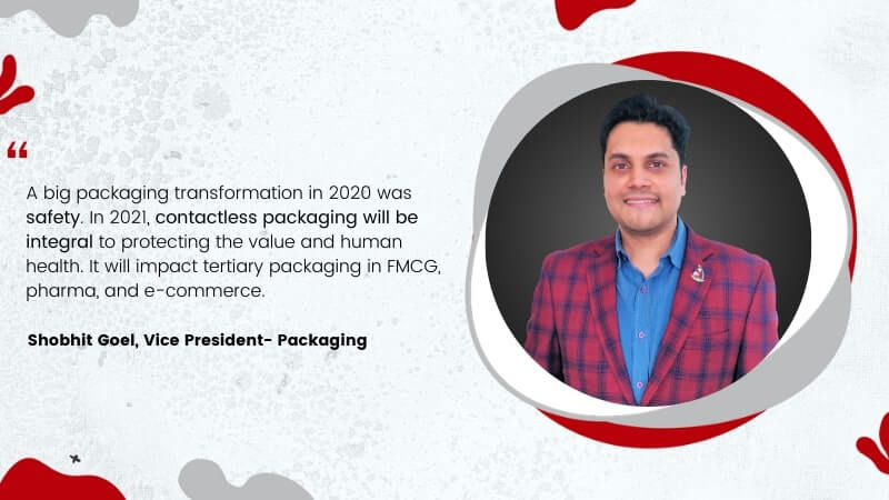 Packaging in 2021: Contactless Packaging is the New Normal