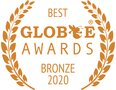 Globee Award 2020 - Bronze - Executive Hero of the Year
